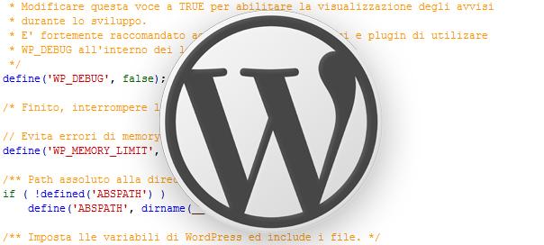 Risolvere gli errori di memoria in WordPress