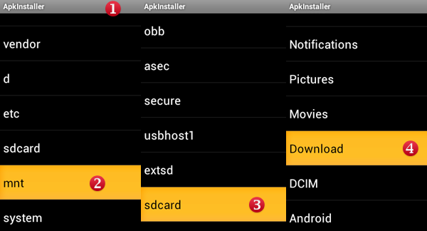 Sickbrain.org - Installare Google Play su tablet Dicra - Step