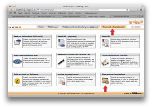 Errore 500 - Internal Server Error su WordPress e Aruba - Sickbrain.org